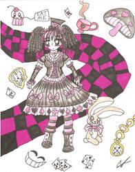 Jillian in Wonderland by StrawberryGoth