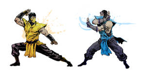 Mortal Kombat Blood Feud
