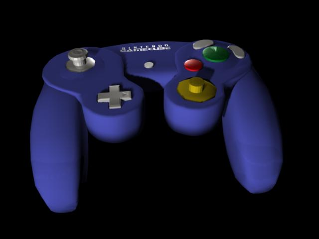 Gamecube Controller by Paterack on DeviantArt