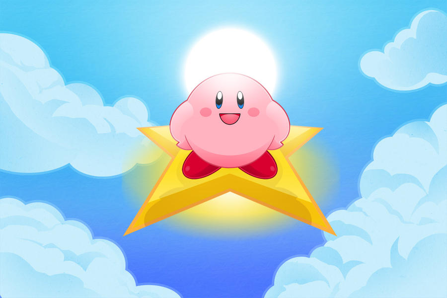Kirby's Adventure by Paterack