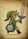 Link, The Hero of Winds
