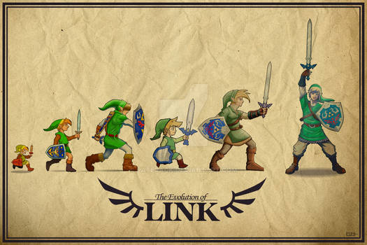 The Evolution of Link