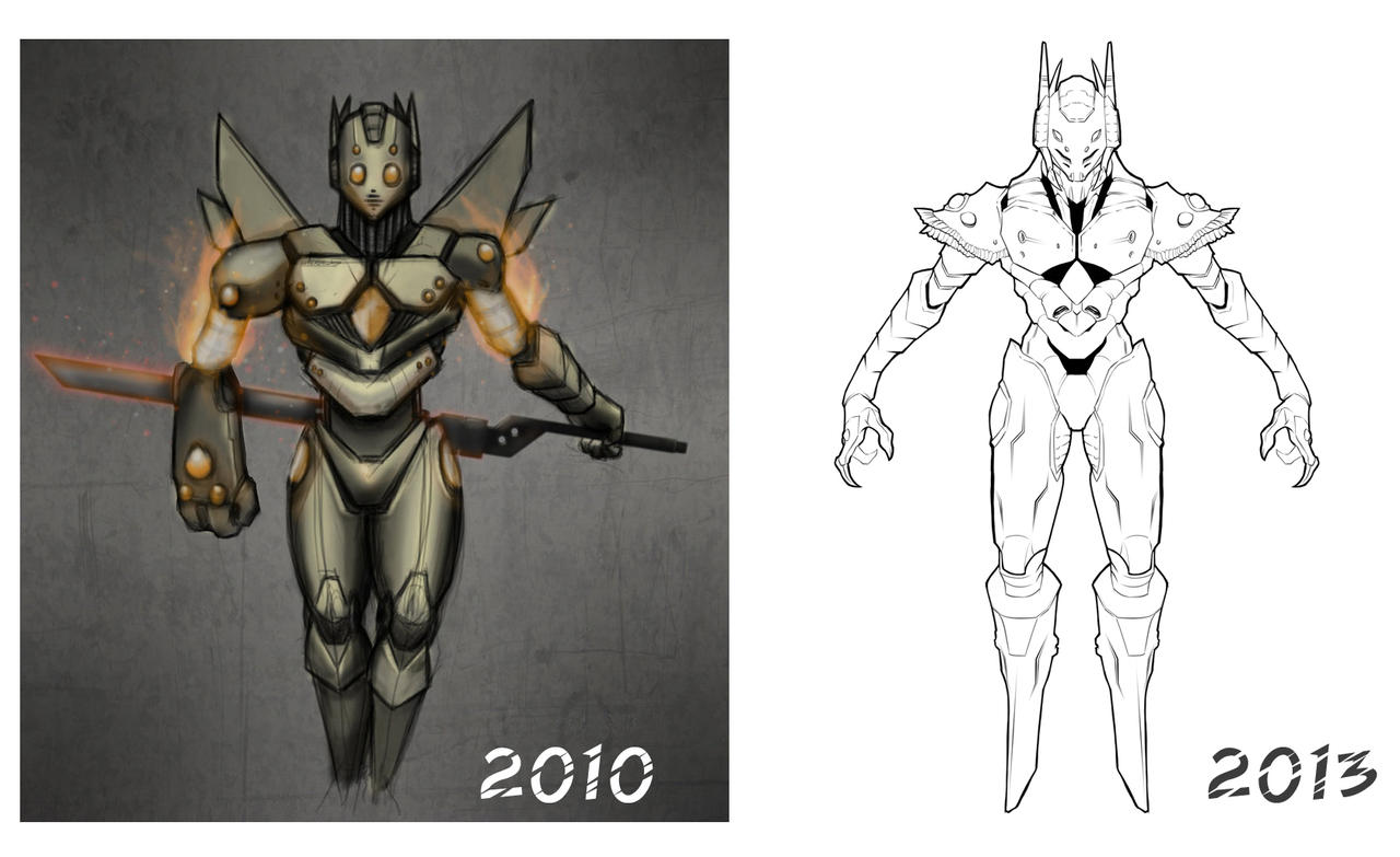 A 3 Year Difference by Paterack