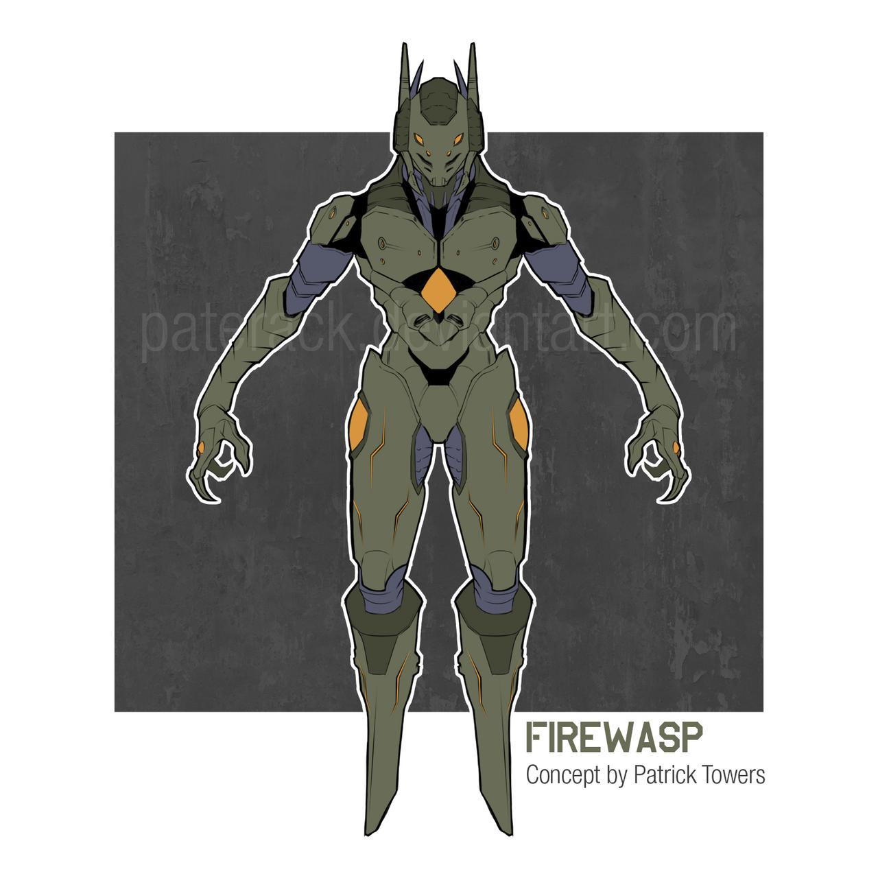Firewasp Reborn by Paterack