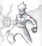 Kakashi, final by Paterack