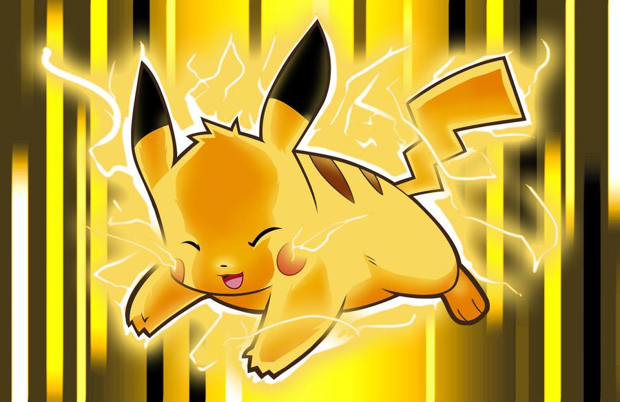 Pikachu! by Paterack