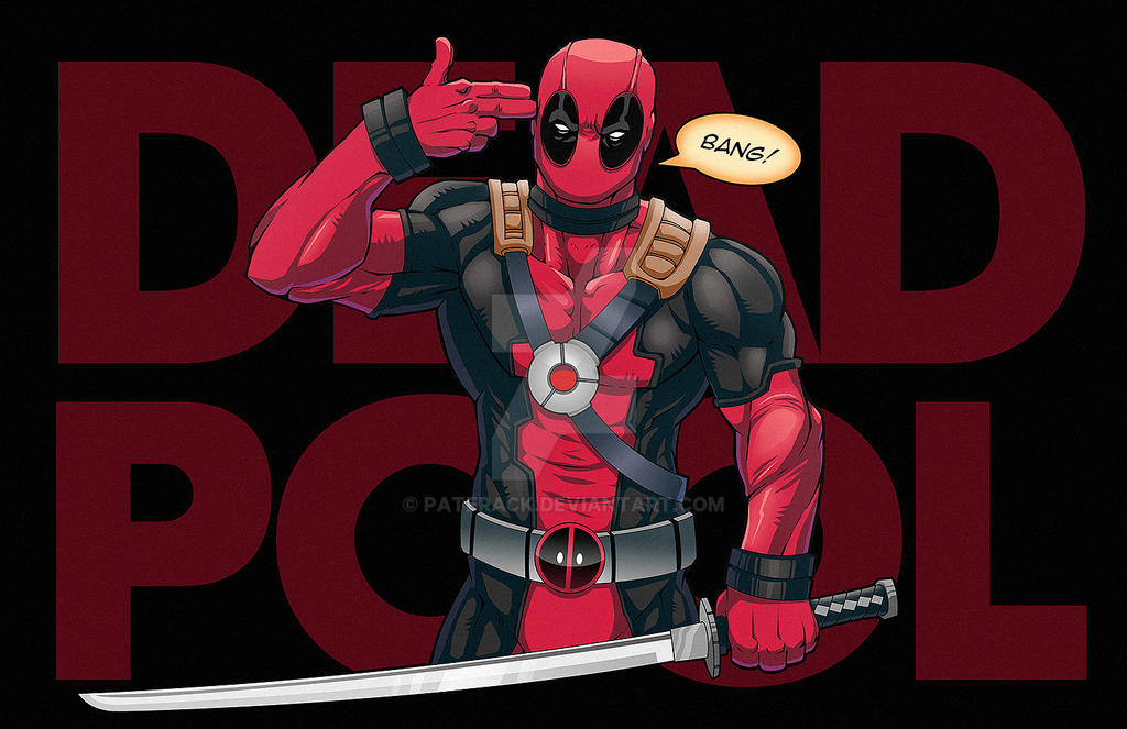 Deadpool by Paterack
