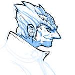 OoT Ganondorf Sketch by Paterack