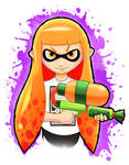 Splatoon - Are You A Kid Or Squid?