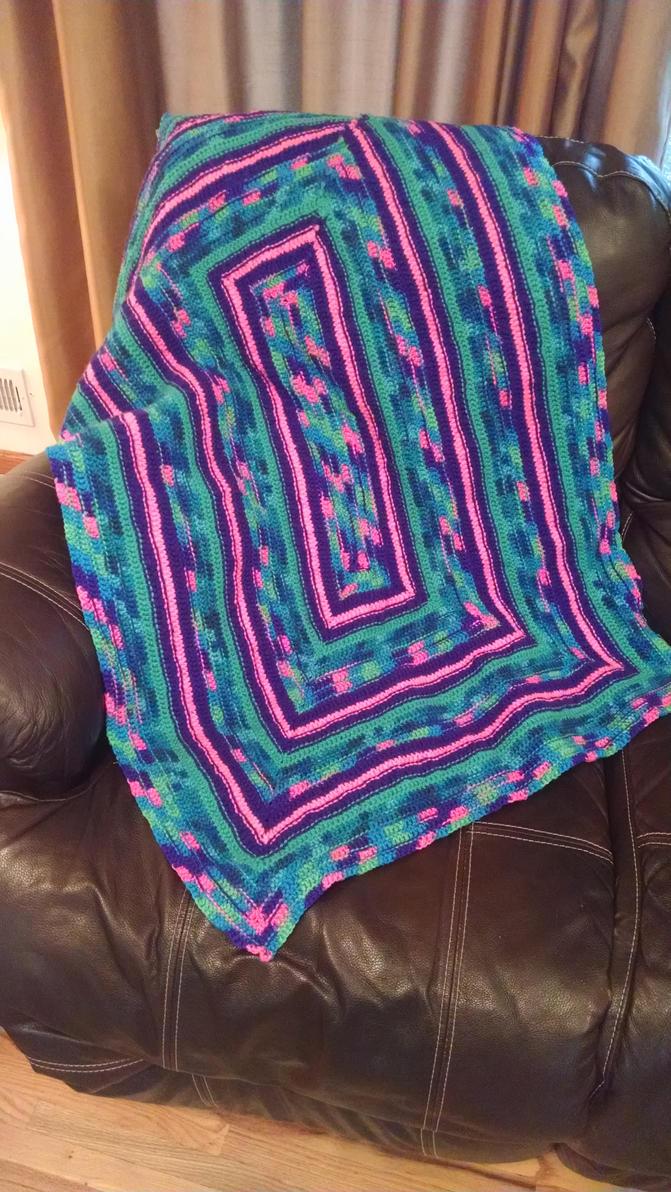 Sweet Dreams Blanket by KittySib