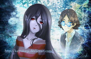 Adventure Time: Marceline and Simon: Remember Me by KanraKami