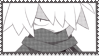 Shirogane Funamusea Stamp by character--stamps