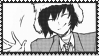 Dazai Osamu BSD Stamp by character--stamps