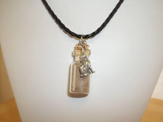 Eastern Coyote Spirit Totem Pendant Necklace 2 by DaybreaksDawn