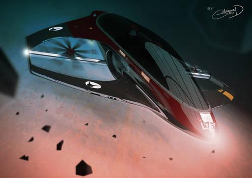 UCS-13 RaceShip