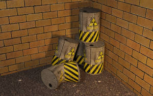Barrel models by 3DPad
