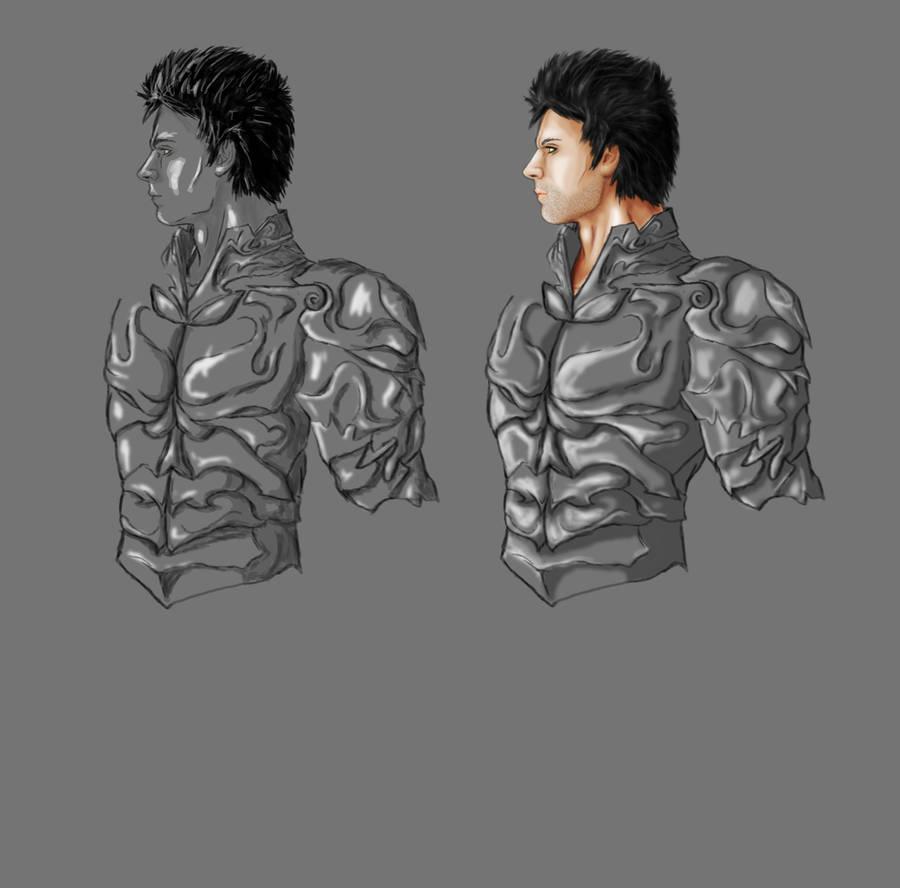 Wrath - the Third Original WIP Additional skin by 3DPad