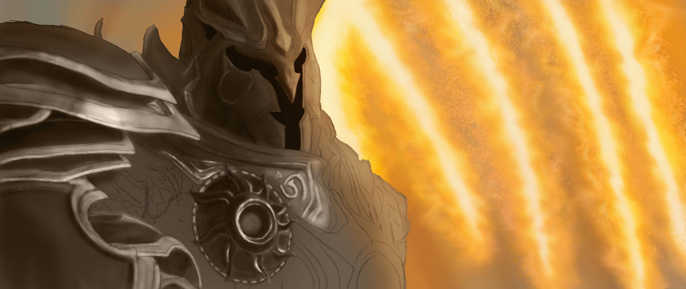 Diablo 3 - imperius WIP by 3DPad
