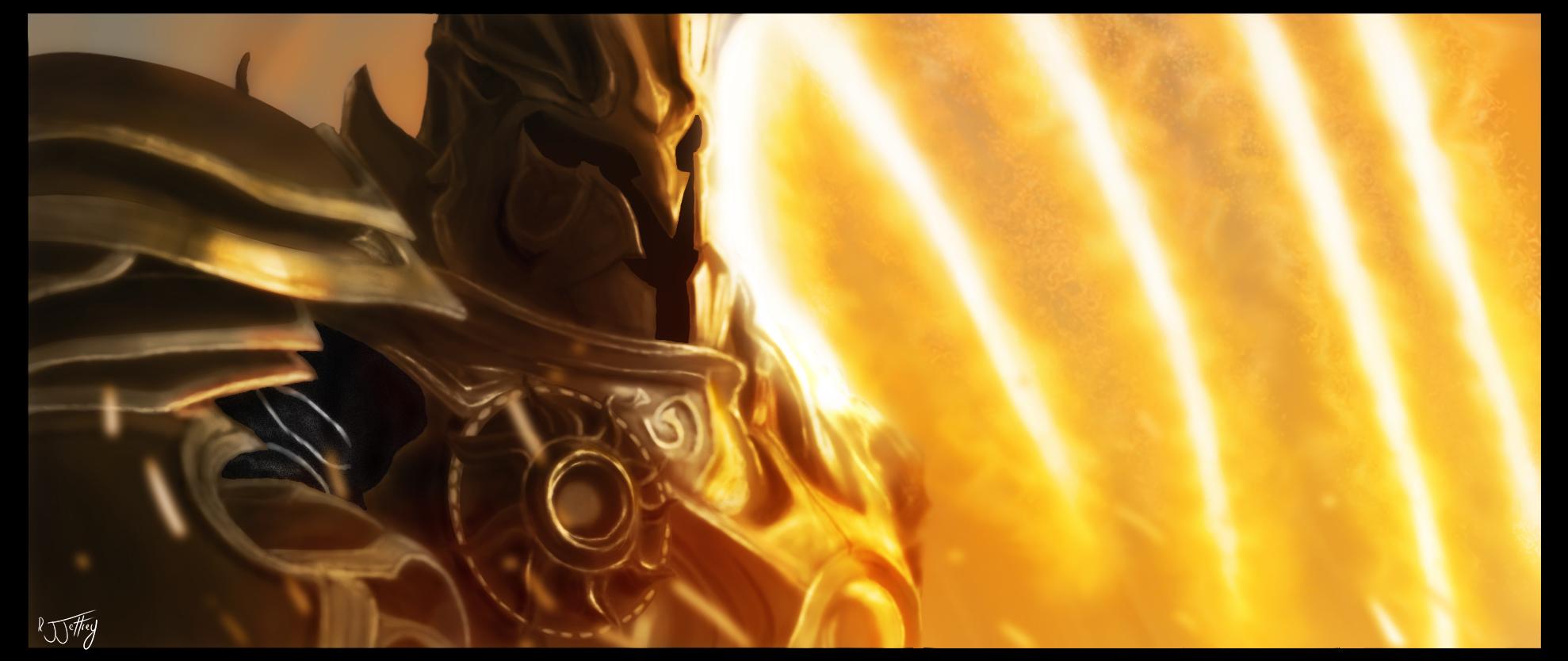 Diablo 3 - Imperius Attack by 3DPad