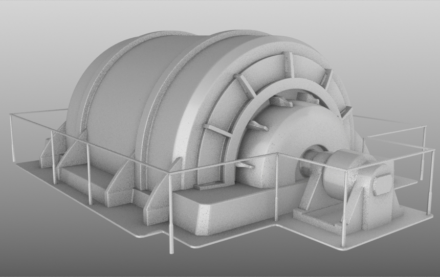 Generator - WIP1 by 3DPad