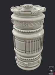 Fuel Cell - Speed Sculpt