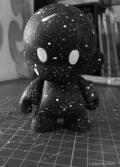 Space Guy by CosmosKitty