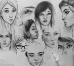 Face Studies III