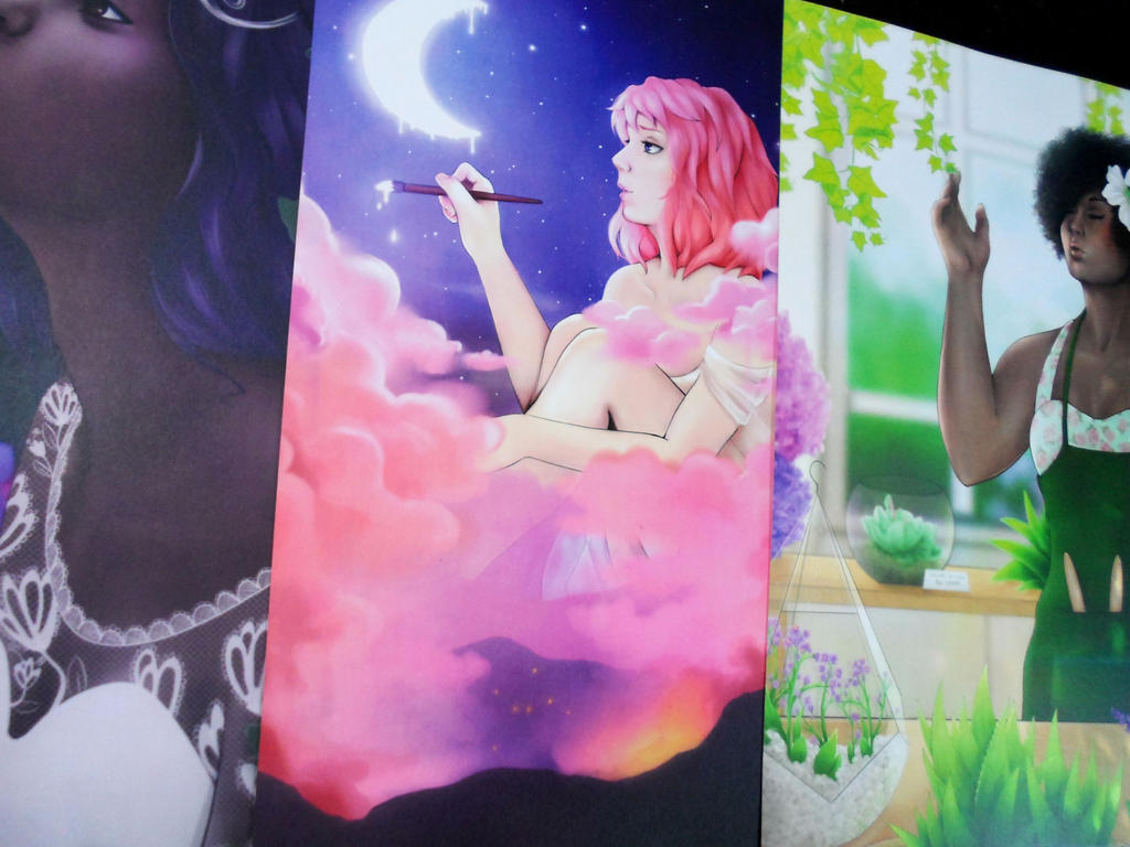 A4 Prints 1 by CosmosKitty