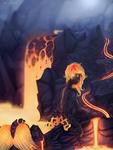 Magma Mermaid