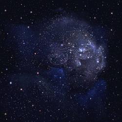 Stephen Hawking by CosmosKitty