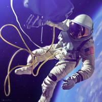 Gemini 4 (Study) by CosmosKitty