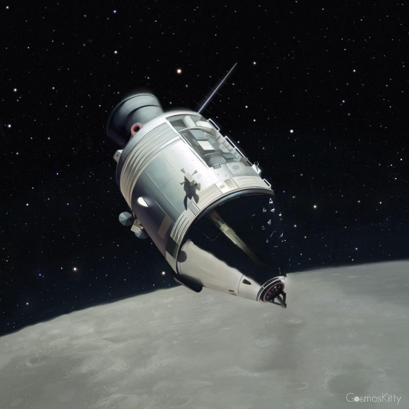 Apollo 17 (Study)