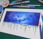 Spacescape (Commission)