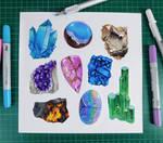 Gemstone Studies