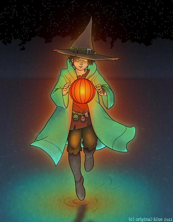 Witch Boy by Original-Blue
