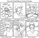 Faces of Tortall Meme: Owen of Jesslaw by Original-Blue