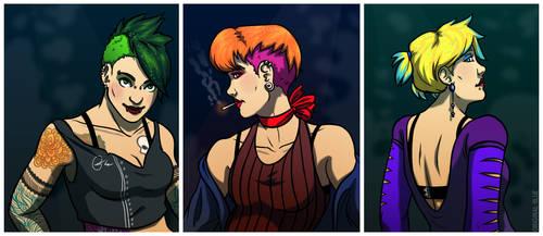 PPG - Powerpunk Girls