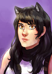 Blake by Electricgale