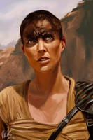 Furiosa by Electricgale