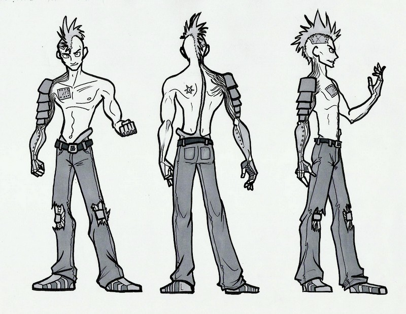Character Designer Salary Nickelodeon : Nick character design by kelcid on deviantart
