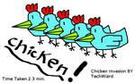 Chicken Invasion