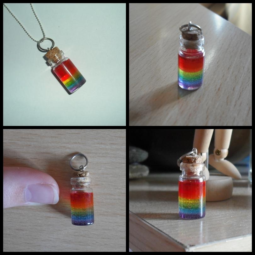 Mini tarrito arcoiris by Eingel91