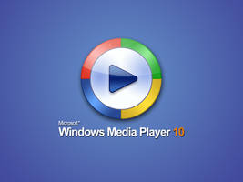 TPDK Media Player 10 - Blue