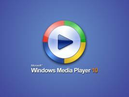 TPDK Media Player 10 - Blue