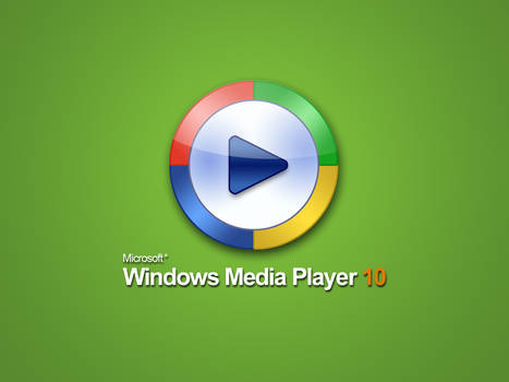 TPDK Media Player 10 - Green