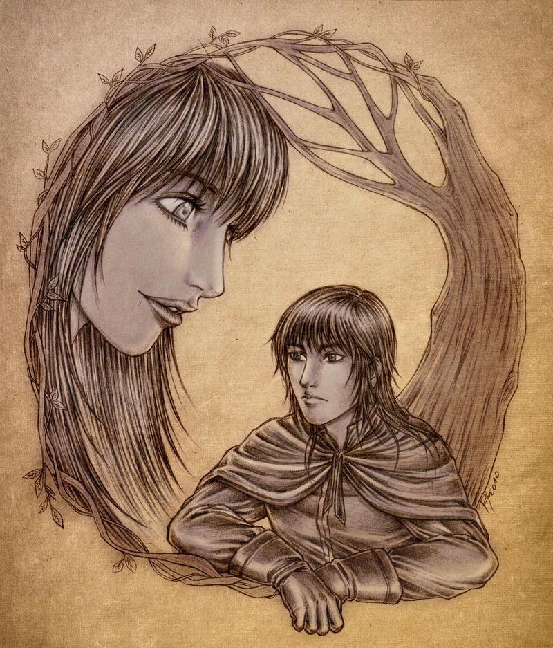 Gift: Embedded Love by shisleya