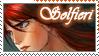 Solfieri FAN stamp by shisleya
