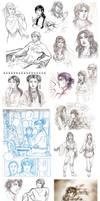 Super Sketchdump 2013