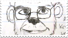 MR. TREMBLAY STAMP by Zumipap