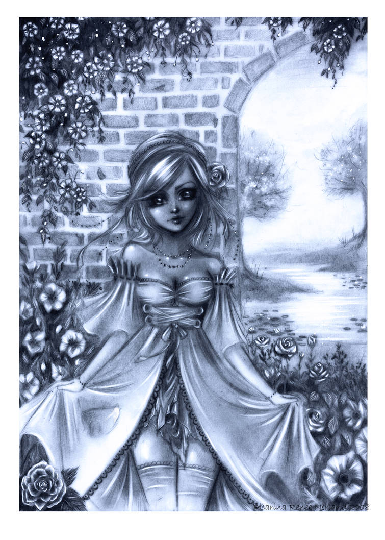 .Her Secret Garden.